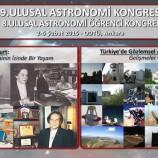 19. Ulusal Astronomi Kongresi ve 8. Ulusal Astronomi Öğrenci Kongresi