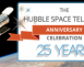 Hubble Uzay Teleskobu 25 Yaşında!