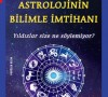 """Kitap: """"Astrolojinin Bilimle İmtihanı"""""""
