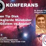 Erken Tip Disk Galaksilerde Moleküler Gaz Gözlem ve Analizi