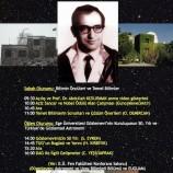 Prof. Dr. Abdullah Kızılırmak'ı Anma Toplantısı