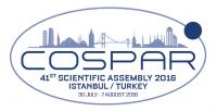 COSPAR'ın 41. Bilimsel Kongresi İstanbul'da Düzenlenecek