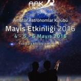 Amatör Astronomlar Kulübü (AAK) Mayıs Etkinliği