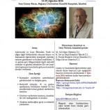 Hakkı Ögelman Yaz Okulu: Kompakt Yıldızların Astrofiziği