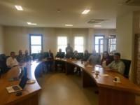 TAD Yönetim Kurulu İstanbul Üniversitesini Ziyaret Etti