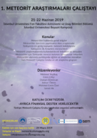 1. Meteorit Araştırmaları Çalıştayı