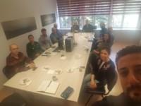 TAD Başkanı Prof. Dr. İbrahim Küçük Ankara Üniversitesini Ziyaret Etti