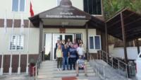 TAD Başkanı Prof. Dr. İbrahim Küçük Atatürk Üniversitesi'ni Ziyaret Etti