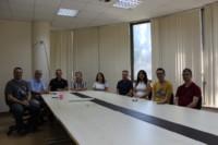 TAD Yönetim Kurulu Akdeniz Üniversitesi'ni Ziyaret Etti