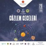 İstanbul Üniversitesi Gözlemevi – Gözlem Geceleri