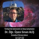 Türkiye'de Astronomi ve Uzay Çalışmaları